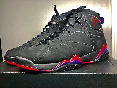 Nike Air Jordan 7 VII Retro Raptors Mens Shoes Size 9 2012 304775-018