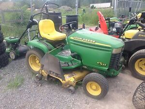 JD GT 235 lawn tractor-SOLD pending