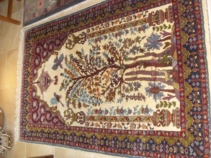 PERSIAN RUG - TREE OF LIFE
