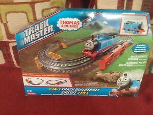 Brand new Thomas track master two in one with thomas $25. Windsor Region Ontario image 1