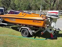 14.7FT SWIFTCRAFT STILETTO SKI BOAT Jane Brook Swan Area Preview