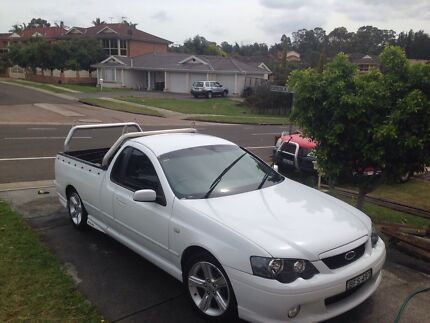 2005 ba xr6 ute trade for 4x4 ute Wolumla Bega Valley Preview