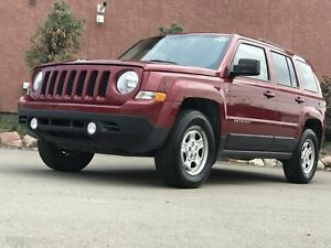 2015 Jeep Patriot North 4x4 North Edition 4x4