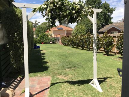 Wedding Arch for hire $200