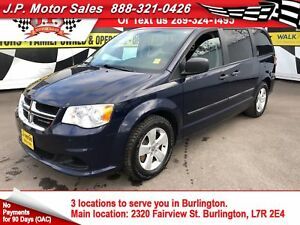 2014 Dodge Grand Caravan SE, Auto, 3rd Row Seating, Stow N Go Se