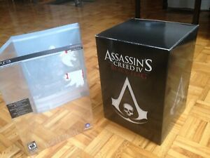 Complet Assassin's Creed IV Black Flag Collector Edition PS3