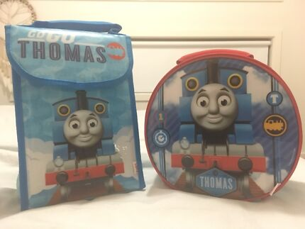 Thomas and Friends Insulated Lunch Bags