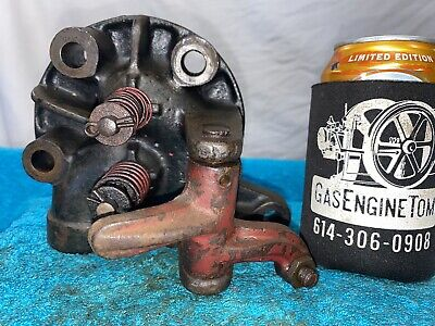 Head For 1 12 1 34 Or 2 Hp Hercules Economy Jaeger Hit Miss Gas Engine Antique