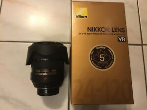 Nikon / Nikkor 24-120mm 3.5-5.6 *Mint*