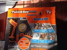 The Renovator - Twist a Saw Deluxe Kit Torrens Woden Valley Preview