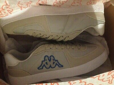Kappa trainers size 6 NEW in the box Vinci 2 Trainers size 6 new in box grey, used for sale  Shipping to Ireland