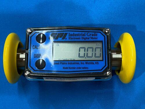 G2S07T09GMA, GPI Industrial Grade Flowmeter