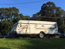 Jayco Swan Camper Trailer 2000 Yanchep Wanneroo Area Preview