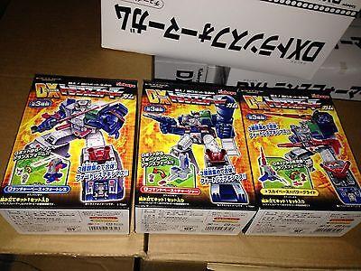 takara Tomy Kabaya Fortress Maximus Transformers DX model kit set of 3 Japan G1 for sale  Bellevue