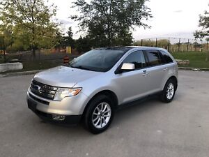 2010 FORD EDGE SEL!! NO ACCIDENTS!! LEATHER!! PANO ROOF!!