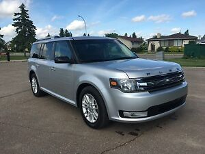 2013 Ford Flex SEL AWD , Moonroof, Navi, Leather