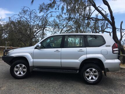 2004 Toyota Prado GLX 3ltr Turbo Diesel Auto Bucasia Mackay City Preview