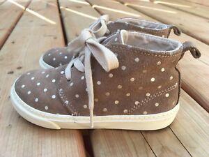 Souliers GAP petite fille 10 little girls size 10 GAP shoes