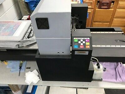 Veloci-jet Xl Direct To Garment Printer Wupgrades Lots Of Extras 28k Packag