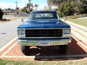 1980 Chevrolet Silverado Dualcab Dually Pickup Joondalup Joondalup Area Preview