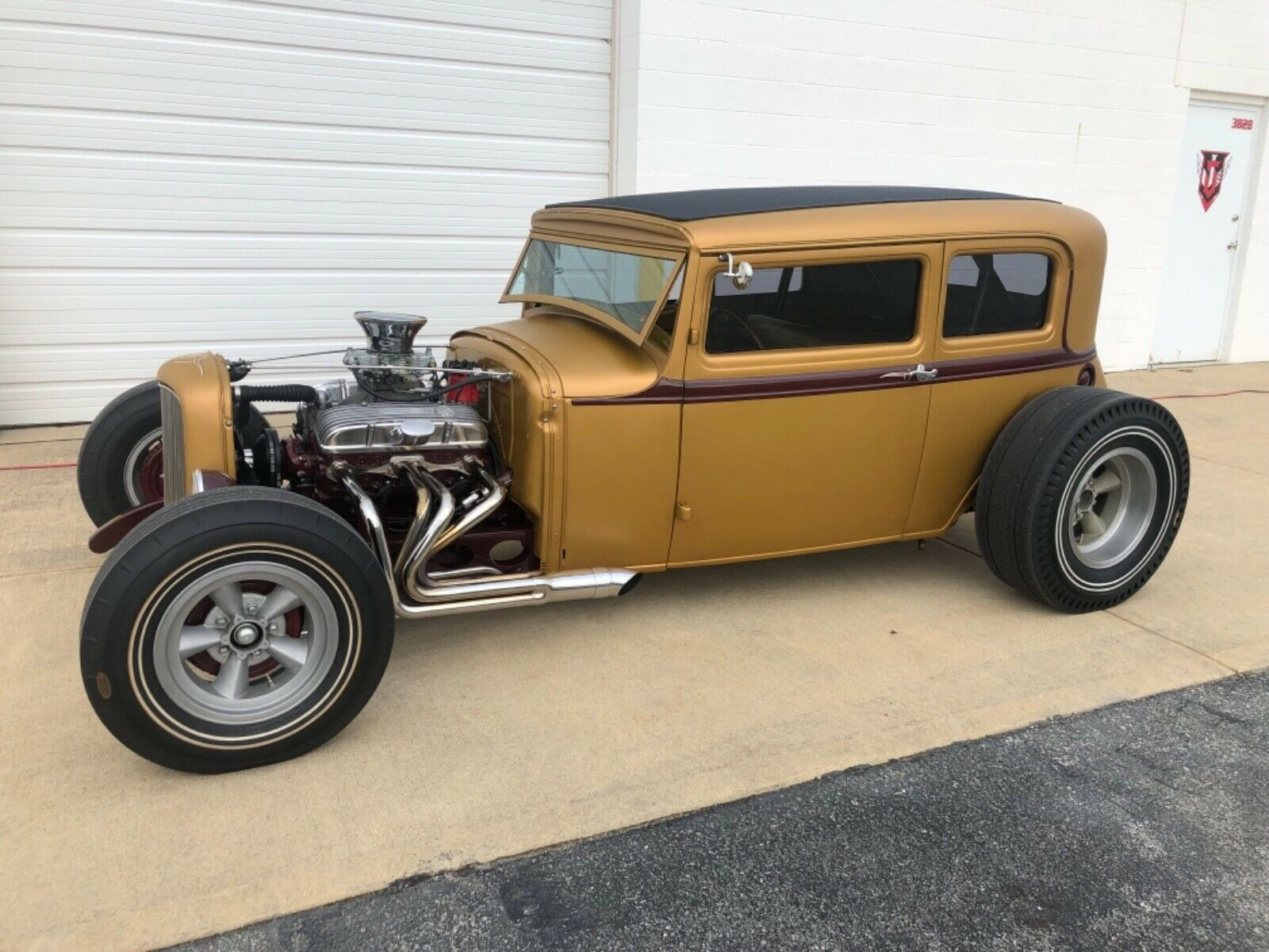 1931 Ford Model A  1931 Ford Victoria custom