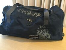 Large Quiksilver navy duffel bag on wheels Chisholm Tuggeranong Preview