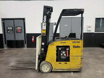 Yale Electric Fork Lift Truck