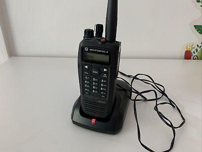 Motorola Xpr6550 Uhf Digital Dmr Mototrbo Radio Excellent