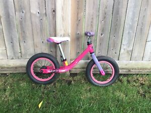 Glide bike - toddler training balance bike
