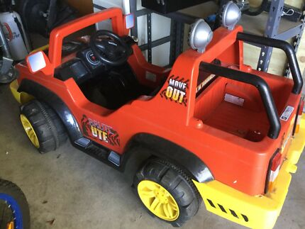 Electric 12V Children's ride on Car