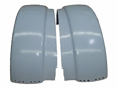 Peterbilt 389 / 388 - Front Fender - Fiberglass - Pair (Left & Right)