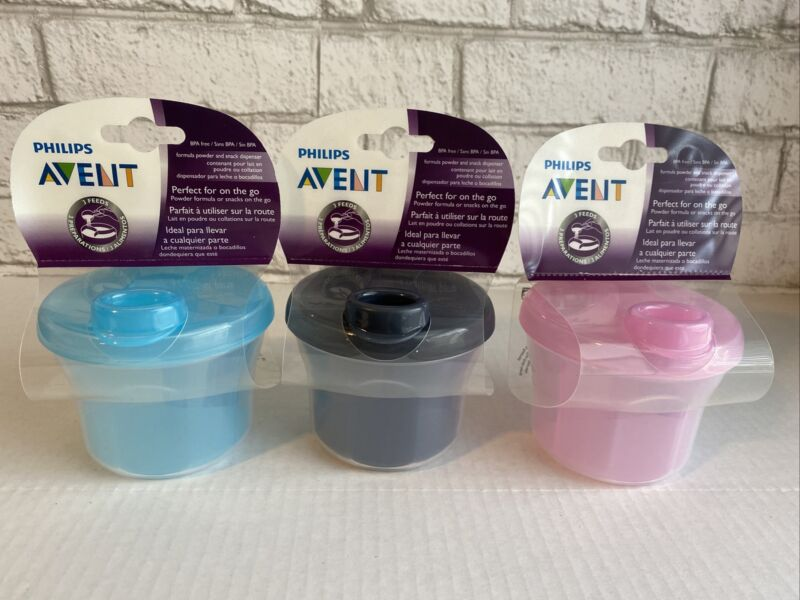 Philips AVENT Formula Powder And Snack Dispenser  -NEW-