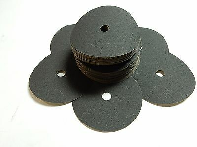 80 Grit 7 Sanding Disc 78 Arbor - Box Of 100