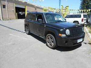 2009 Jeep Patriot  Sports 4X4 Auto - Wagon Wangara Wanneroo Area Preview