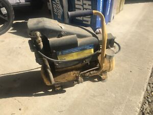 1 1/2hp 2 gallon air compressor
