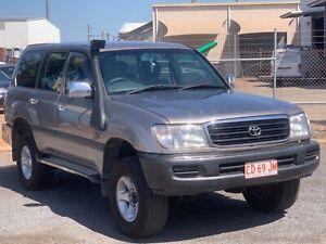 100 SERIES LANDCRUISER GXL 8 SEAT WAGON Winnellie Darwin City Preview