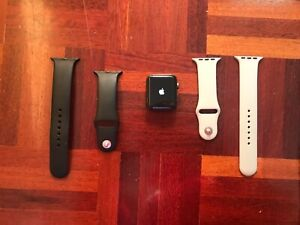 Apple Watch Series 2 42mm Great condition and comes with 2 bands