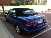 2000 Saab 9-3 Convertible Swanbourne Nedlands Area Preview