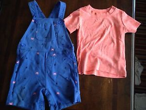 Boys summer outfits. Carters 24mths