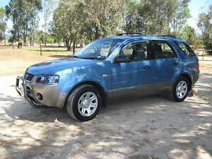 2006 Ford Territory Wagon Two Wells Mallala Area Preview