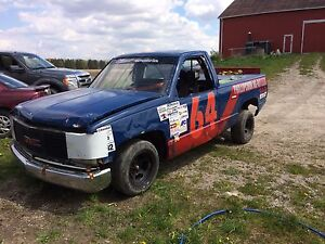 1990's Chevrolet Race truck car