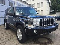Jeep Commander 3.0V6CRD Limited*7SITZE*GSHD*VOLL*TOP