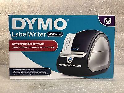 Dymo Labelwriter 450 Turbo Thermal Label Printer 1752265