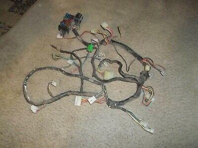 oem 1986 - 1988 suzuki samurai wiring harness no  1 (under dash) ) #  36610-83100