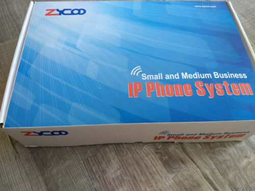 Zycoo IP-PBX Phone System - ZX50A408 - NEW - Free Shipping