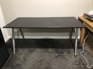 Ikea Galant Credenza : Ikea galant desk desks gumtree australia monash area mount