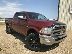 12 Loaded Ram 2500 Laramie Diesel!!  $260/bi-weekly!!