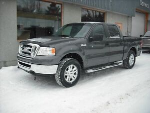 Ford F-150 4 RM, Super cabine multiplaces  XLT 2007