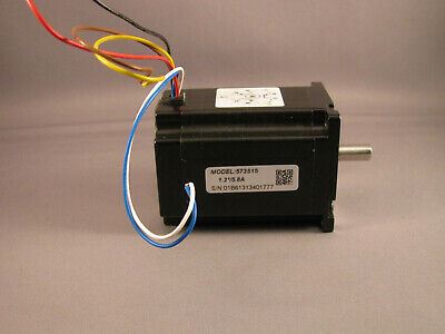 Leadshine Nema 23 1.5nm 3-phase 1.2 Degree Stepper Motor 573s15-l 5.8a Cnc 3d