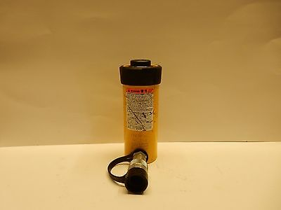 Enerpac Rc-154 Duo Series Hydraulic Cylinder 15 Ton 4 Stroke